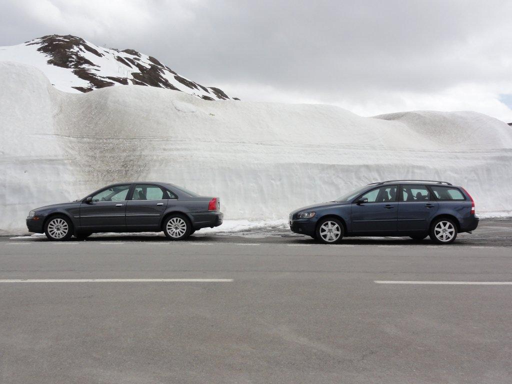 Unsere Volvos