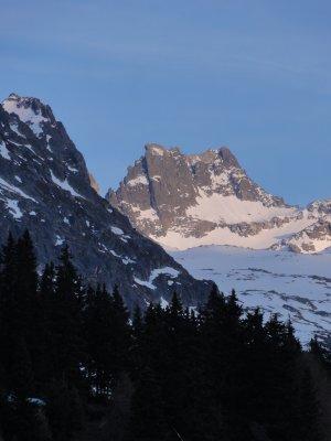 Berg im Süden